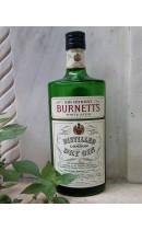Burnett's London Dry Gin 1970's - 43% Vol