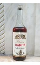 Dakita Rhum 40Prof  Qualite Superieure 1980