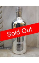 Absolute Vodka Limited Edition Silver