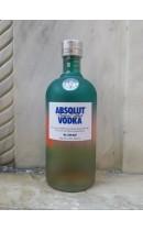 Absolute Vodka Unique Edition