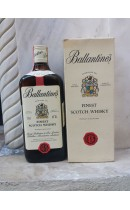 Ballantine's Whisky 1980 boxed
