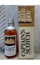 Captain Scotch Whisky 1960 - Αττική - ΦΙΧ Α.Ε.