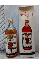 Golden Crown Whisky 1960 - Αθήναι - Μ.Κατσαρού & Αλ.Μερτζανάκη