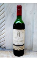 Chateau Latour Grand Vin Pauillac 1967 - Bordeaux France