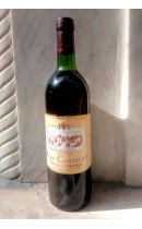 1996 Chateau Rose Gentagrit - Moulis-en-Medoc - France